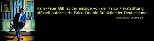 FALCO-DOUBLE - Hans-Peter Gill